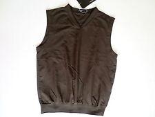 Nike Golf Men's Classic Dark Green Plaid Windwear Vest 416282 - S -  NWT