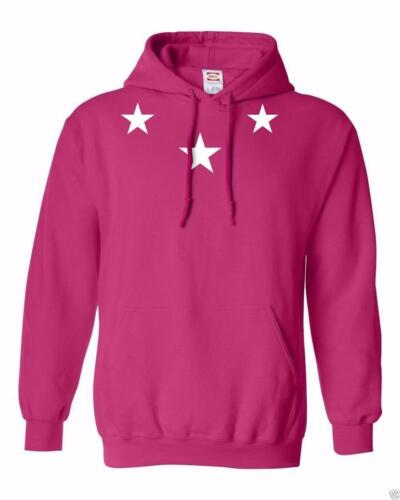 NW MEN PRINTED STARS HIPSTER FUNNY HOODED JACKET PULLOVER HOODIE ALL COLOR SIZE