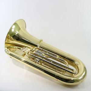 Besson-Model-BE-794-039-International-039-BBb-Compensating-Tuba-in-Lacquer-BRAND-NEW
