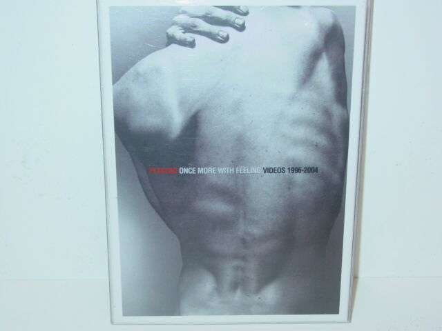 """*****DVD-PLACEBO""""ONCE MORE WITH FEELING-VIDEOS 1996-2004""""- EMI MUSIC*****"""