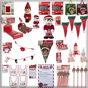 Elves Behavin Badly 3 Pack Elf Door Hanger Assorted Designs Christmas Decoration