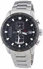Casio EQW-A1110DB-1AER Mens Premium Edifice Radio Controlled Chronograph Watch