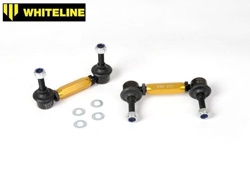 Whiteline Verstellbar  Vorderer Stabilisator Überrollbügel Drop-Link Set für Audi  cheap and fashion