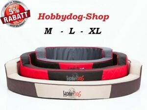 NEU-Hobbydog-Shop-RINGO-Hundebett-Hundekorb-Tierbett-Hundesofa-Hundedecke