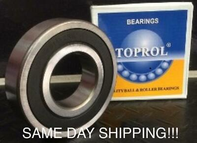 Qty.4 6204-2RS Premium seal 6204 2rs bearing 6204 ball bearings 6204 RS ABEC3