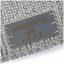 Personnalisé 20mmx40mm Rectangle taille moyenne en cuir synthétique étiquettes.