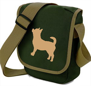 Chihuahua-Dog-Bag-Dog-Walkers-Bag-Shoulder-Bags-Birthday-Xmas-Gift-New-Colours