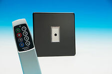 Varilight 1-Gang 1-Way Remote/Tactile Touch Control Master LED Dimmer Light Swit