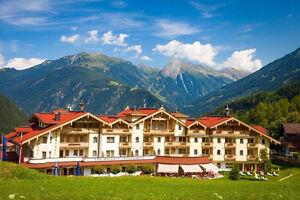 7 Jours D'été Court Après Le Tyrol Hôtel Cristal 4 *** Zillertal Dans Finkenberg-afficher Le Titre D'origine