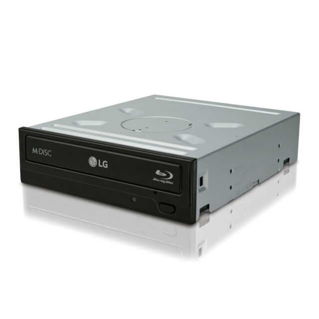 LG BH16NS40 Internal Blu-Ray Drive Driver Windows XP
