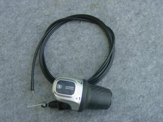 Shimano Nexus 8 Speed Twist Shifter Sl-8s20 Wth Cable for sale online