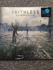 FAITHLESS 'OUTROSPECTIVE' 2 X 180 GRAM VINYL LP NEW + SEALED