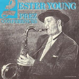 LESTER-YOUNG-PREZ-CONFERENCES-1989-JAZZ-CD-US