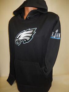 MENS Super Bowl LII(52) Philadelphia Eagles Hoodie