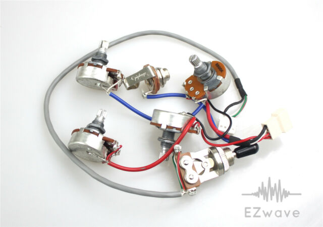 Enjoyable Genuine Epiphone Les Paul Wiring Harness With Full Size 500K Wiring Digital Resources Helishebarightsorg