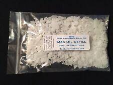 """Mag Spray"" - 100% Pure Magnesium Oil Mix - Refill makes 8 oz."