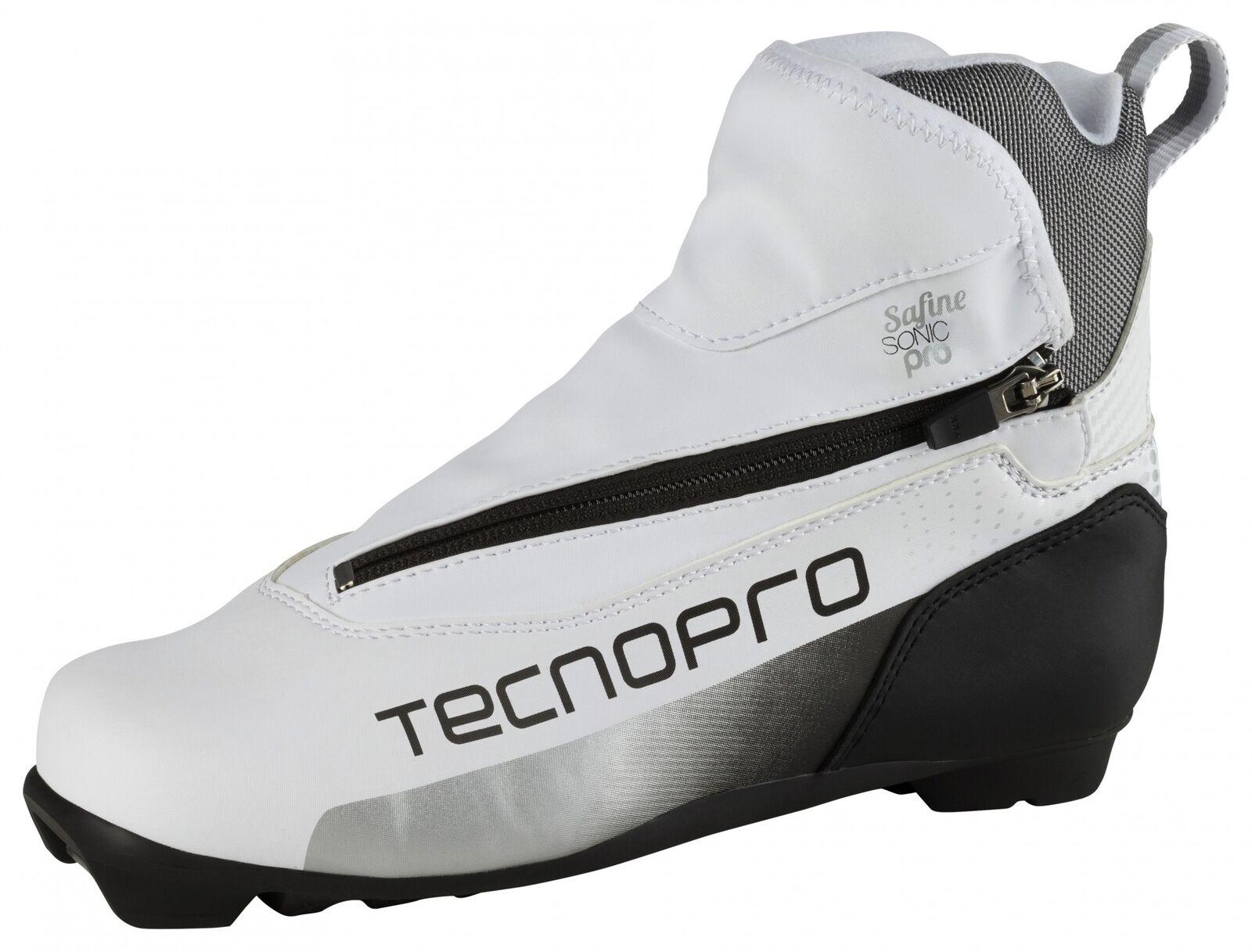 TECNOPRO Langlaufschuh Safine Sonic PRO NNN kompatibel Langlaufschuhe Damen