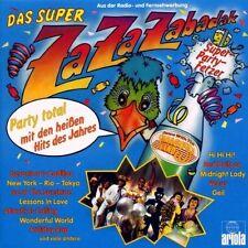 Saragossa Band Das super za za zabadak (1986, incl. Bohlen-tracks) [CD]