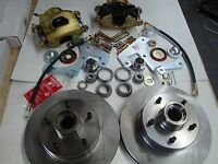 1951 1952 1953 1954 Chevy Belair/210 Front Disc Brake Complete Kit Conversion