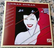"""DURAN DURAN RARE NEW CD Single 7"""" RIO Chauffeur (Blue Silver) My Own Way Remix"""