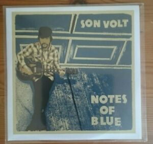 Son-Volt-Notes-of-Blue-CD-like-new-card-sleeve-enclosed-in-clear-outer