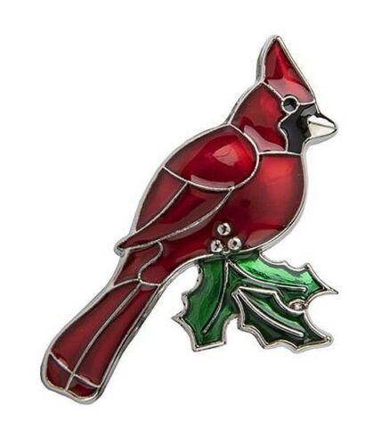 Alexx Finders Key Purse Christmas Cardinal NEW