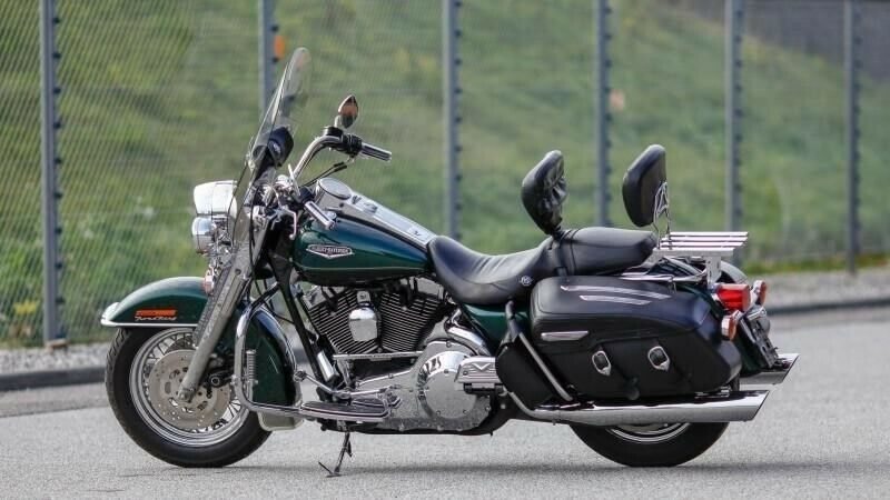 Harley-Davidson, FLHRCI Road King Classic, ccm 1450