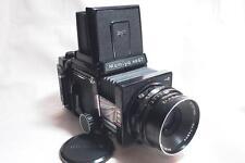 "[EXC++++] Mamiya RB 67 Pro S Medium Format Camera ""FULLY WORKS"" w/ C 127mm F3.8"