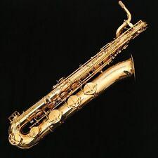 New Solist Low A Baritone Saxophone - Based on Yanagisawa B901 Bari Sax Design