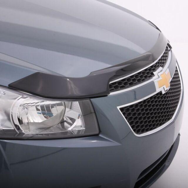 Auto Ventshade 320016 Aeroskin Hood Protector; Smoke 06-10 Civic