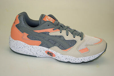 H809L-1111 ASICS GEL-DIABLO Stone // Grey Classic TIGER Running Mens 8-12