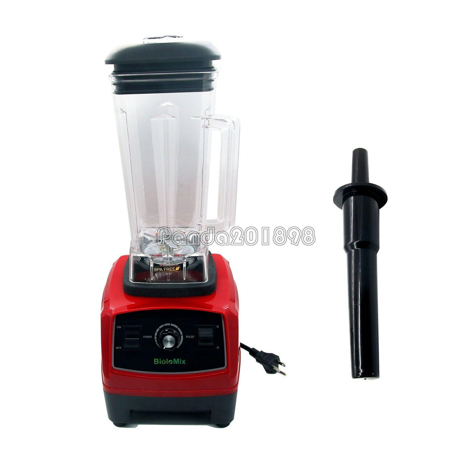 2 L 2200 W Commercial Blender Mixer Juicer Food Processor Bar Fruit Blender uk1898