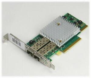 Solarflare S7120 SFN7122F PCIe x8 2x SFP+ bis zu 10Gbps