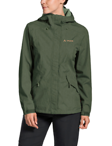 VauDe Damen Wander-Freizeit-Jacke Women`s Rosemoor Jacket cedar wood