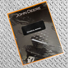 John Deere 325 328 Skid Steer Technical Service Repair Manual Tm2192