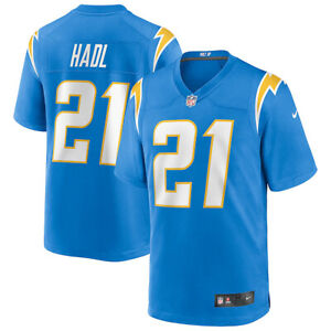New 2020 NFL Nike Los Angeles Chargers John Hadl #21 Game Retired Player Jersey