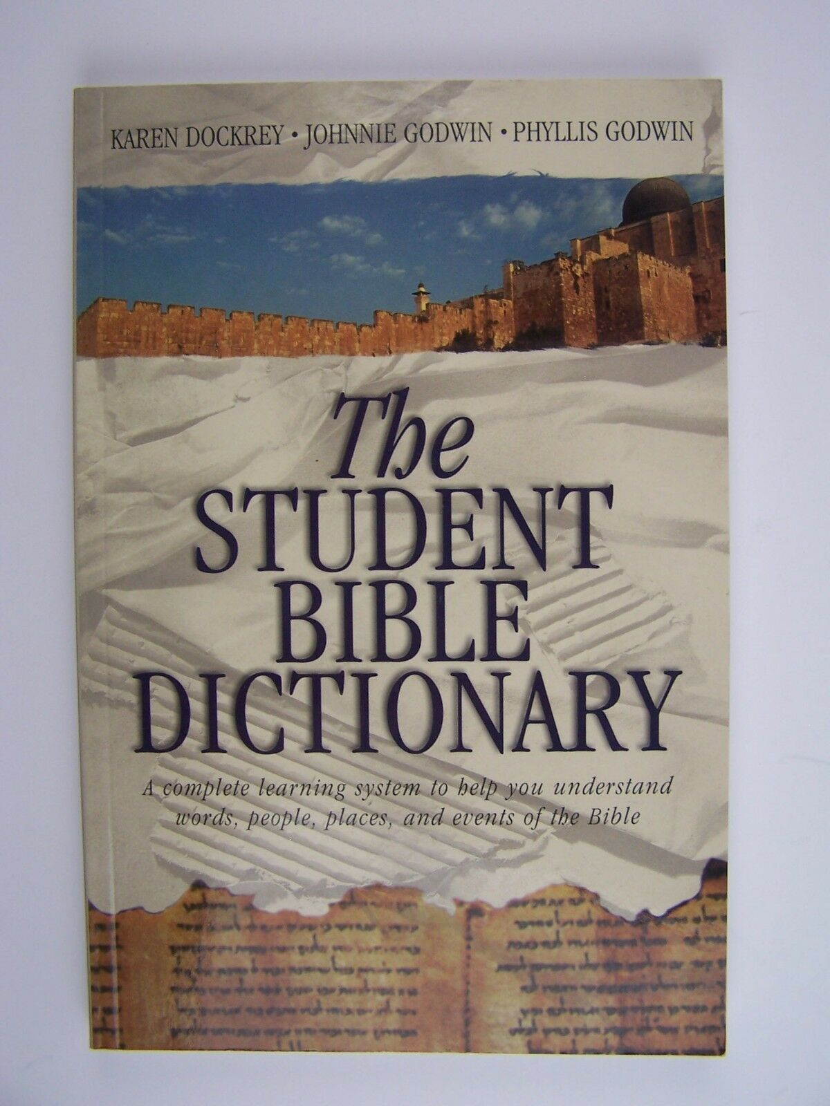 The Student Bible Dictionary Paperback 609675489853