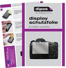 6x Sony DSC-RX10M3  Protector de Pantalla protectores transparente dipos
