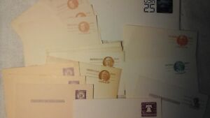 Stamps / U.S. Postcards & Envelopes / Mint