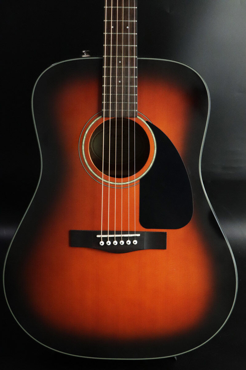 Fender CD-60 SB JAPAN beautiful rare EMS F S