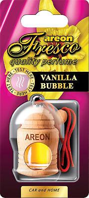 2x Originale Areon Fresco Profumo Albero Profumato Deodoranti Vaniglia Bubble