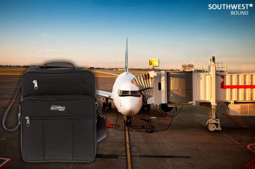 Flugumhänger southwest Black travail sac messieurs sac bagages à main sac 1 avant
