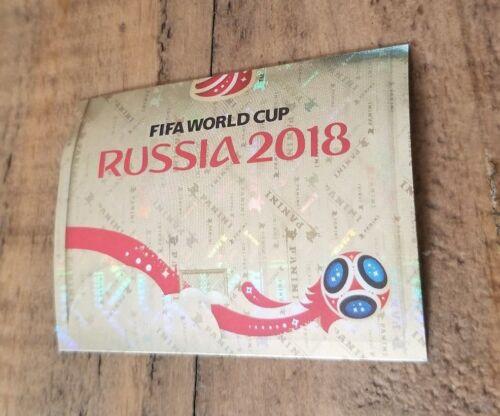 Panini #00 #1 #2 #3 #4 #5 #6 #7 FIFA World Cup Russia 2018 Foil Stickers Knight