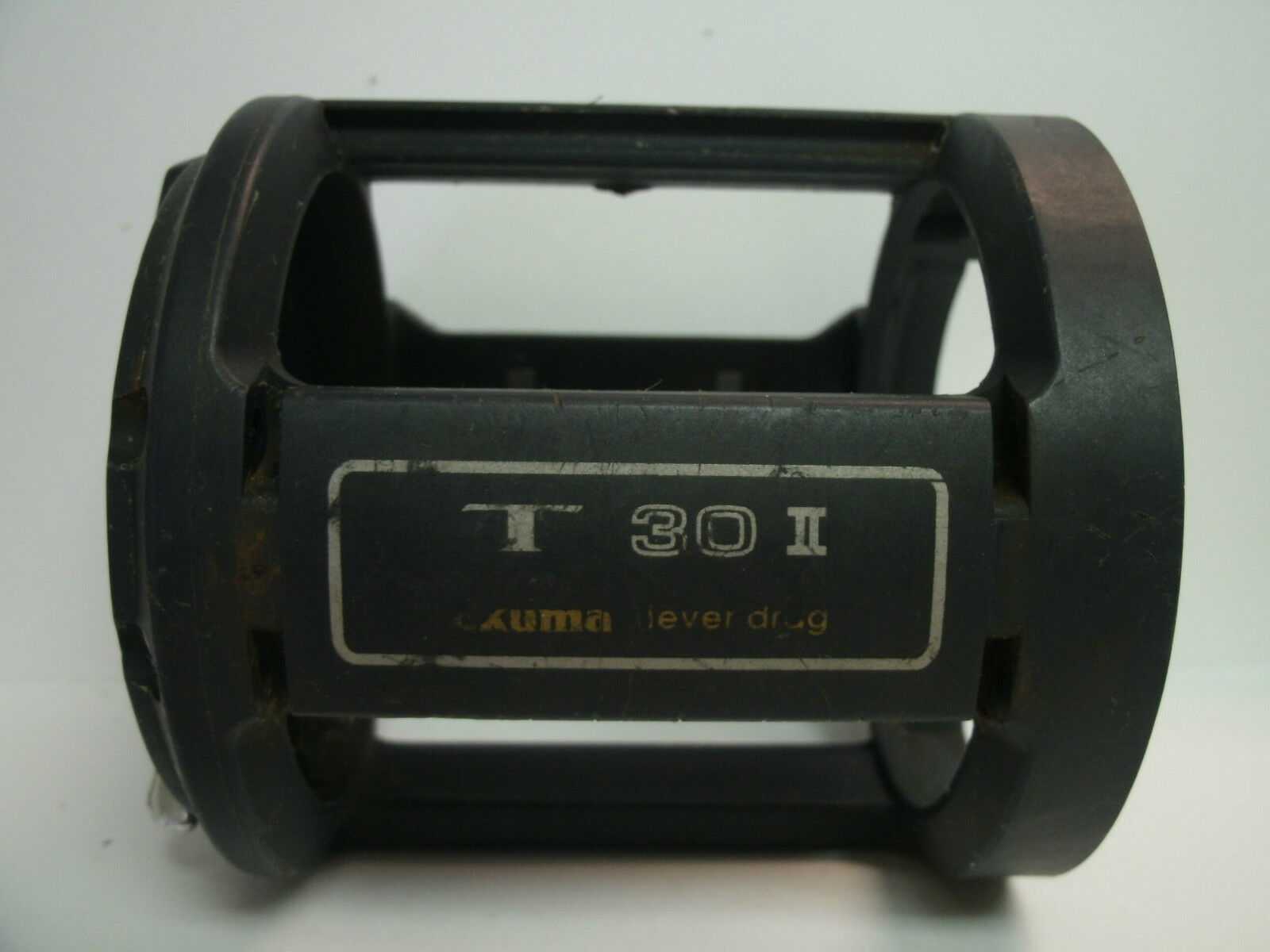 USED OKUMA REEL PART  Titus T30 II 2 Speed Big Game  Frame Assembly  X2