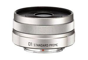PENTAX-22067-Pentax-Q-01-Standard-Prime-Lens-SILVER-Q-Mount