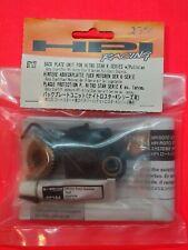 HPI #87623 HPI NITRO START BACK PLATE SET T SERIES ENGINES