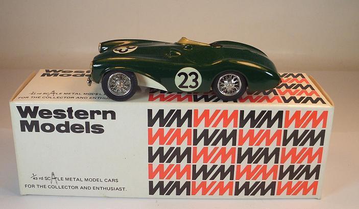 WESTERN MODELS 1 43 Nº Stu  29 Aston Martin db3s Le Mans neuf dans sa boîte  112  vendre comme des petits pains