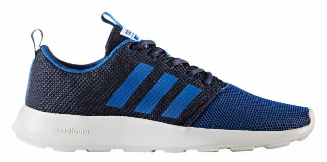 bd7fd7be8d8af adidas Men s CF Swift Racer Fitness Shoes Blue Size UK 7 EU 40.7 Nh07 51  SALEx for sale online