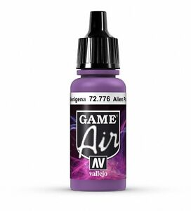 Vallejo game air aérographe peinture-alien violet - 72.776  </span>