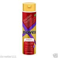 Novex Brazilian Keratin Shampoo 10.14oz Champu De Keratina